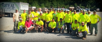 Ideal Landscaping, Inc. Team Photo Gallery