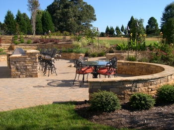 Estate Landscaping Photo Gallery