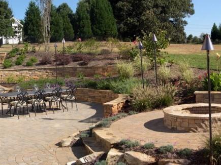 design build hardscapes ideal landscaping