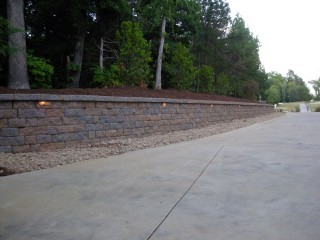 Retaining Walls & Seating Walls