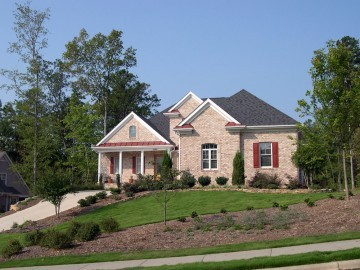 Residential Sodding and Landscaping